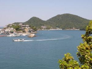 仙酔島-福山 鞆の浦-