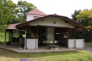 経ヶ丸キャンプ場クッキングハウス