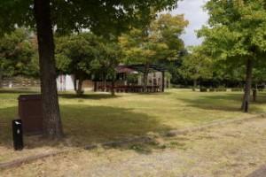 経ヶ丸キャンプ場広場型サイト