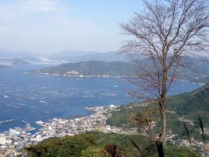 江田島湾入り口