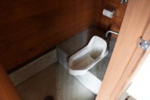 長船美しい森トイレ棟