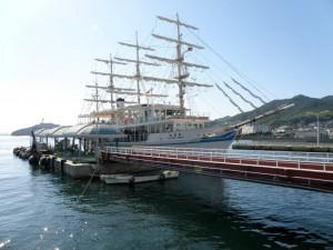観潮船 日本丸 福良港