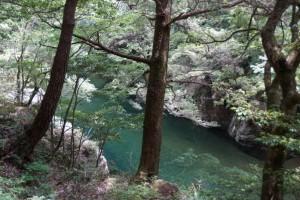 三段峡 長淵