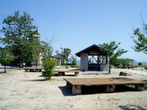 犬島公園キャンプ場