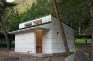 グリーンエコ笠形 ホワイトコテージ トイレ