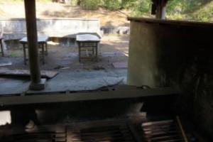 せらにし青少年旅行村一般キャンプ場炊事棟