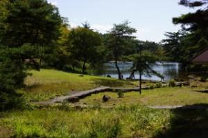 高梁自然公園湿生植物園