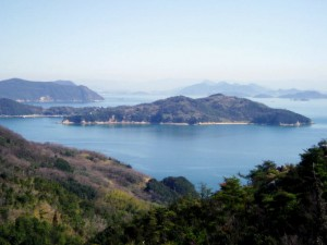 真鍋島from秋葉山