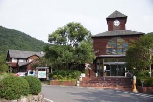 日時計の丘公園管理棟・ロッジ