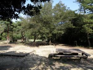 虎口池キャンプ場