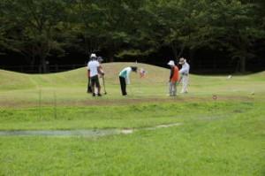 やしろ鴨川の郷 パターゴルフ場