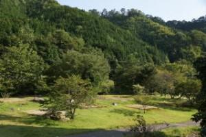 黒木第2キャンプ場 テントサイト