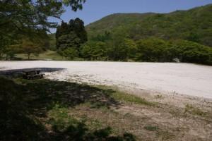 ひろしま県民の森キャンプ場フリーサイト