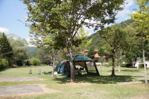 古法華自然公園キャンプ場