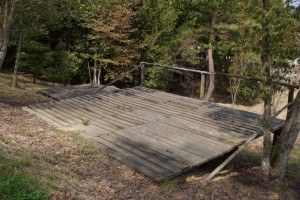 たけべの森キャンプ場キャンプサイト