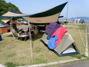 太鼓の鼻オートキャンプ場