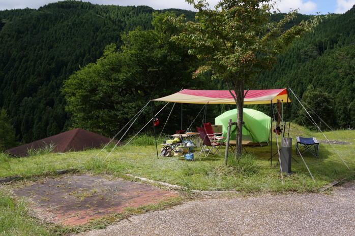 大茅キャンプ場