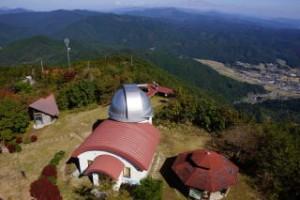 大佐山山頂天文台