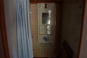 黒木第2キャンプ場 シャワー棟