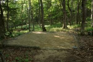 もみのき森林公園フリーキャンプ場