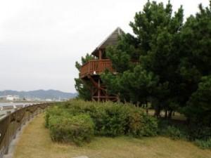 赤穂海浜公園展望台