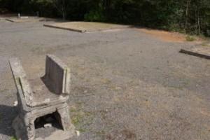 望ヶ丘キャンプ場野外炉