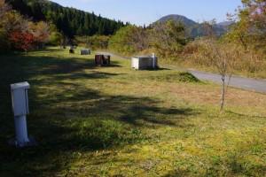高瀬湖畔オートキャンプ場