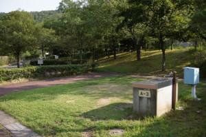 日時計の丘公園スタンダードカーサイト