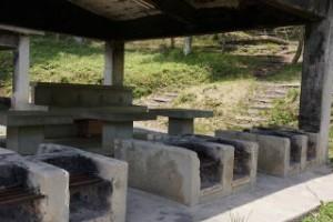 ひろしま県民の森第3キャンプ場炊事棟