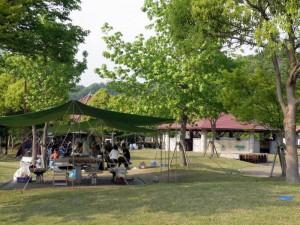 しあわせの村デイキャンプ場