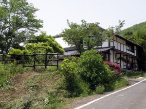 民宿 農家の宿 新屋