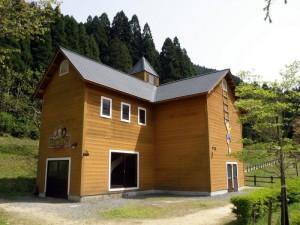 トムソーヤ冒険村 村の学校