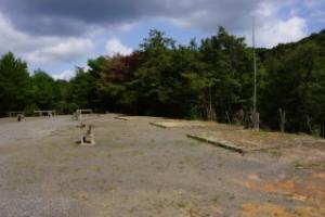 望ヶ丘キャンプ場オートキャンプサイト