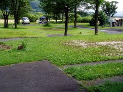 蒜山高原キャンプ場オートキャンプサイト