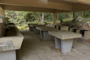 ひろしま県民の森オートサイト炊事棟