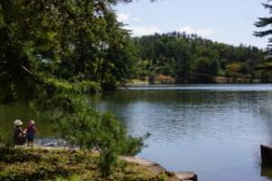 高梁自然公園新城池