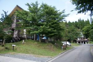 フォレストステーション波賀コテージ村