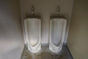 知明湖キャンプ場 トイレ