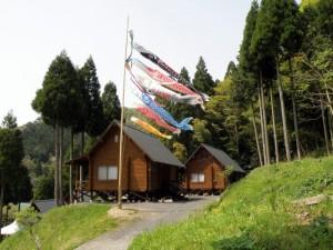 トムソーヤ冒険村 コテージ (2)