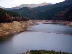 黒木ダム湖