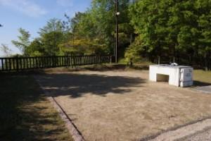 びんご運動公園キャンプサイト