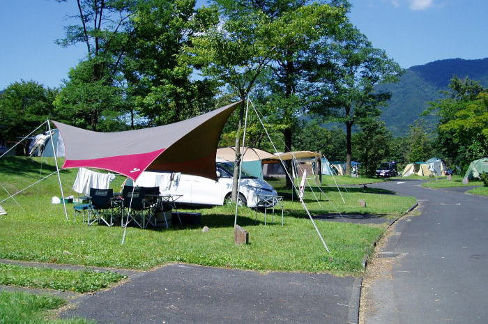 蒜山高原オートキャンプ場