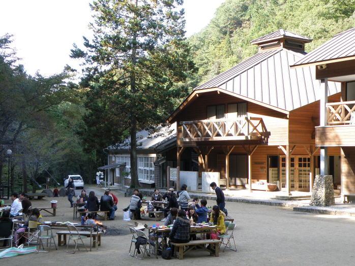 大滝山県民憩いの森キャンプ場