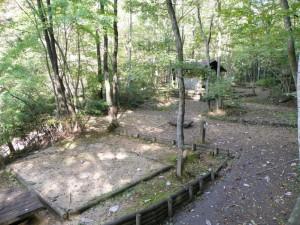 大滝山県民いこいの森キャンプ場第2キャンプ場