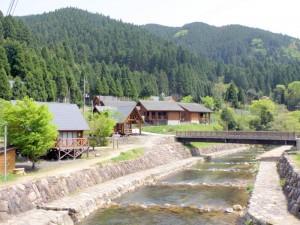 トムソーヤ冒険村 コテージ