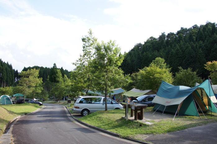 東山オートキャンプ場