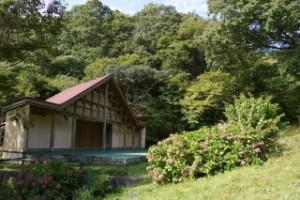 勝山美しい森 音楽堂