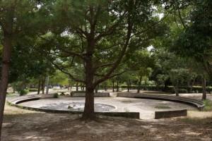 砂川公園キャンプファイヤー広場