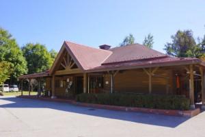 大佐山キャンプ場クラブハウス