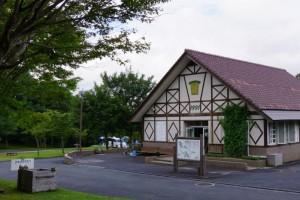 恩原高原キャンプ場クラブハウス